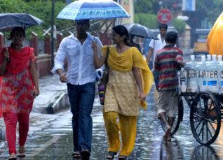 Pre Monsoon in Tamil Nadu and Kerala
