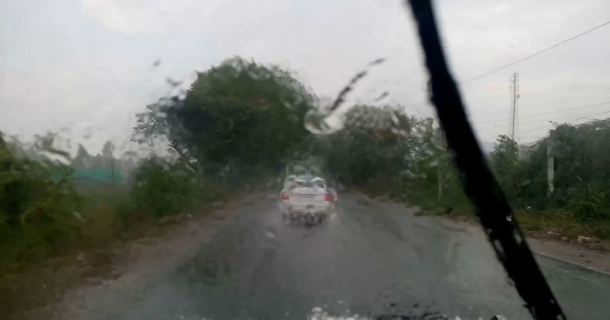 Pre Monsoon Rains in Tamil Nadu