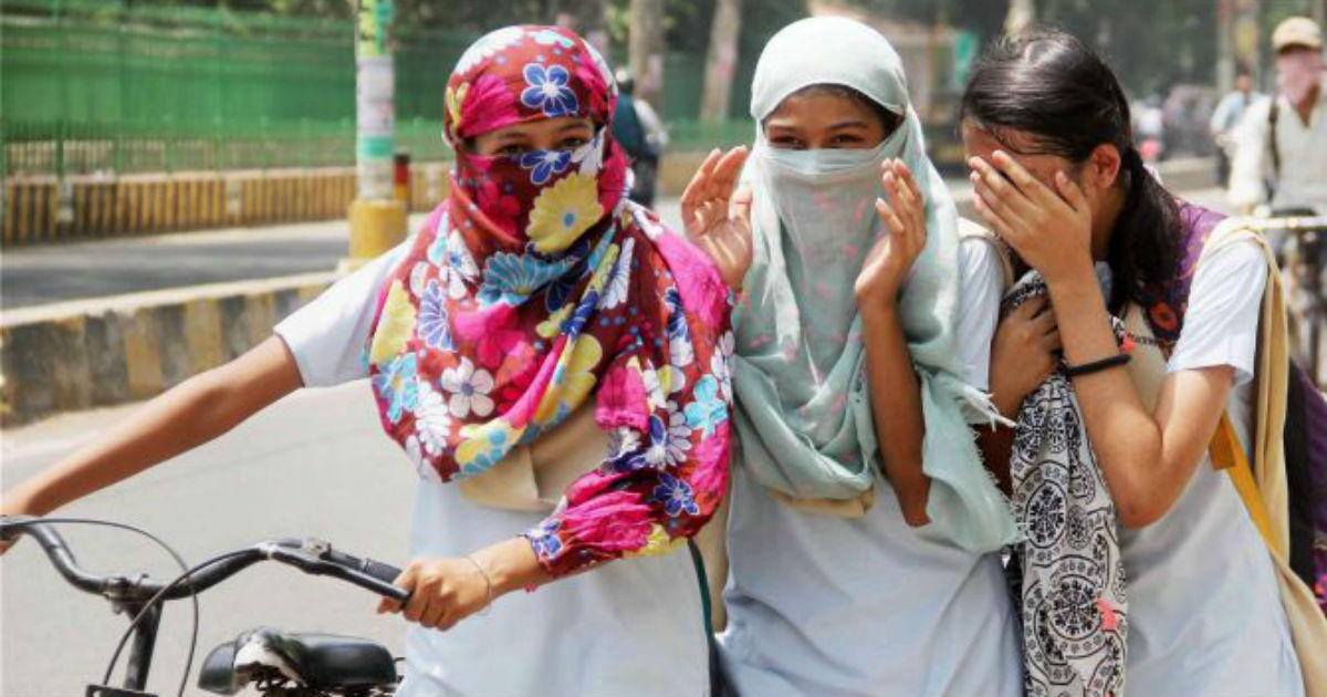 Heat weave in Central India to continue further-Rediff 1200