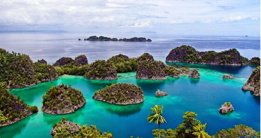 Indonesia Rains