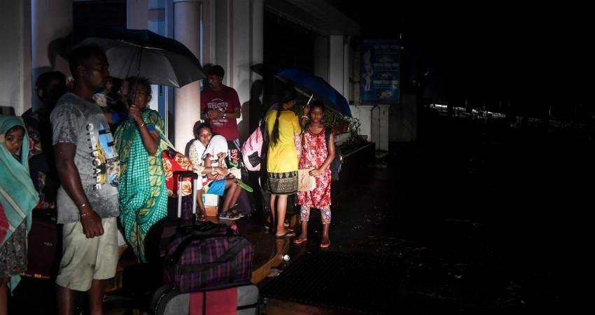 Cyclone Fani and Northeast India