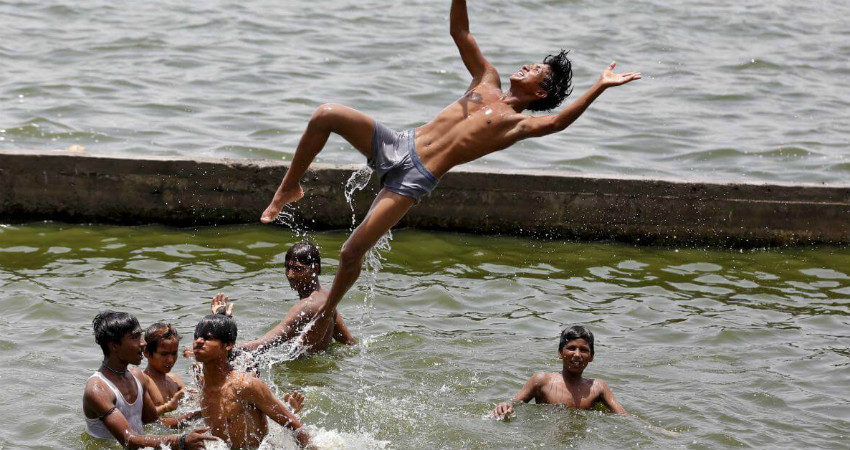 Central India and Heat Wave