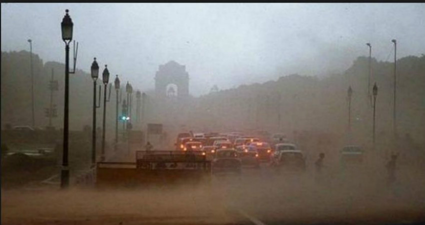 Pollution in Delhi and NCR