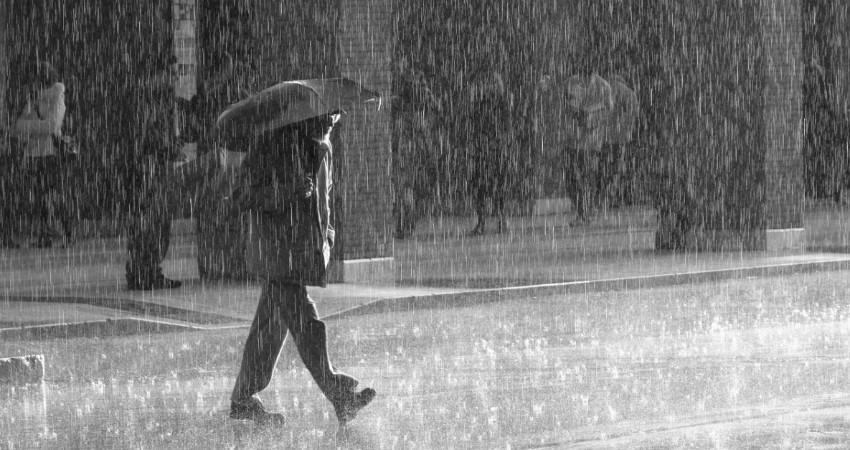 Heavy Rains in Northeast India