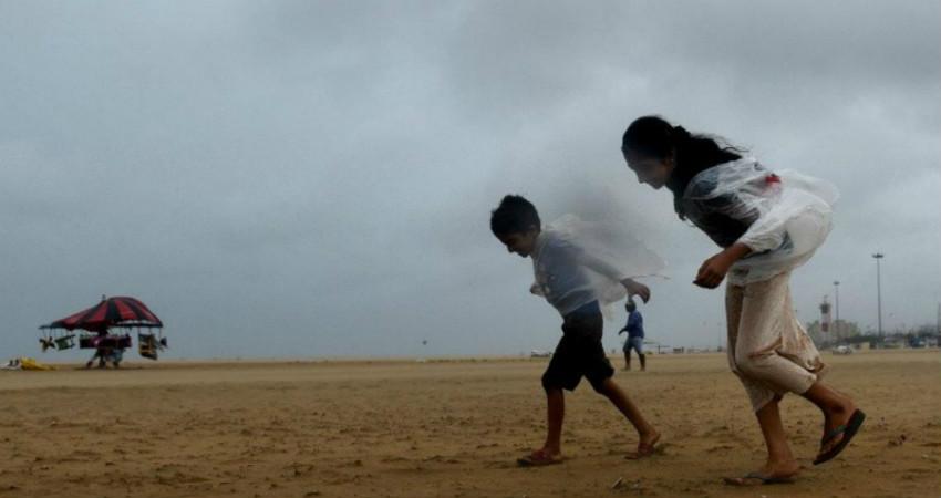 Pre Monsoon in Andhra Pradesh