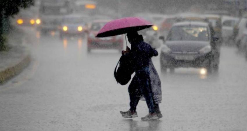 Southwest Monsoon Rains in South Peninsula