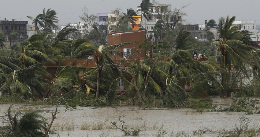 Extremely Severe Cyclone Fani in Odisha