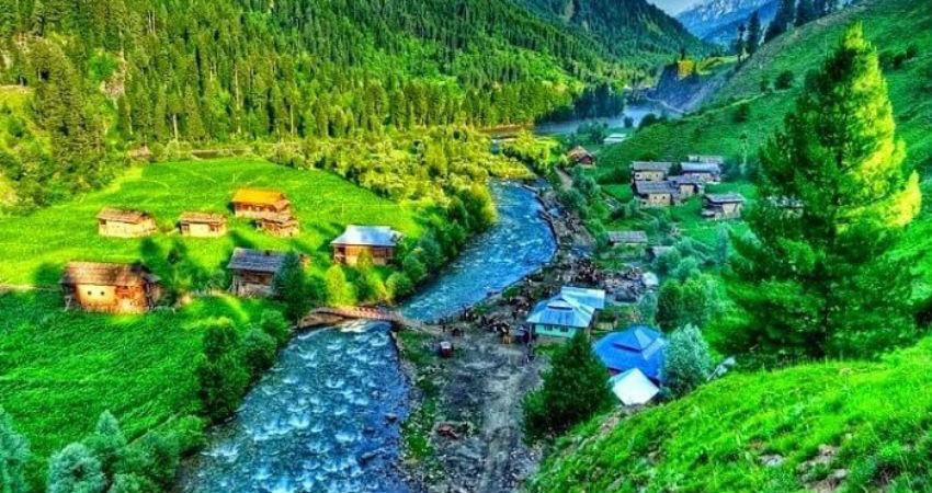 Kashmir Weather