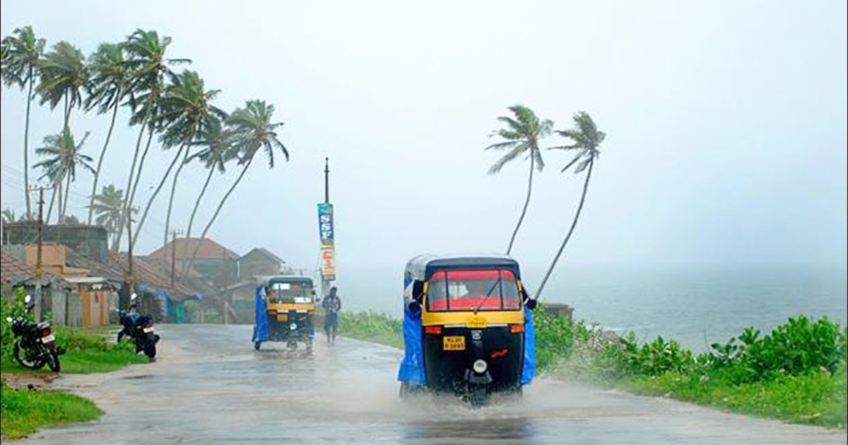 Monsoon 2019_ weather in Keral and Tamilnadu
