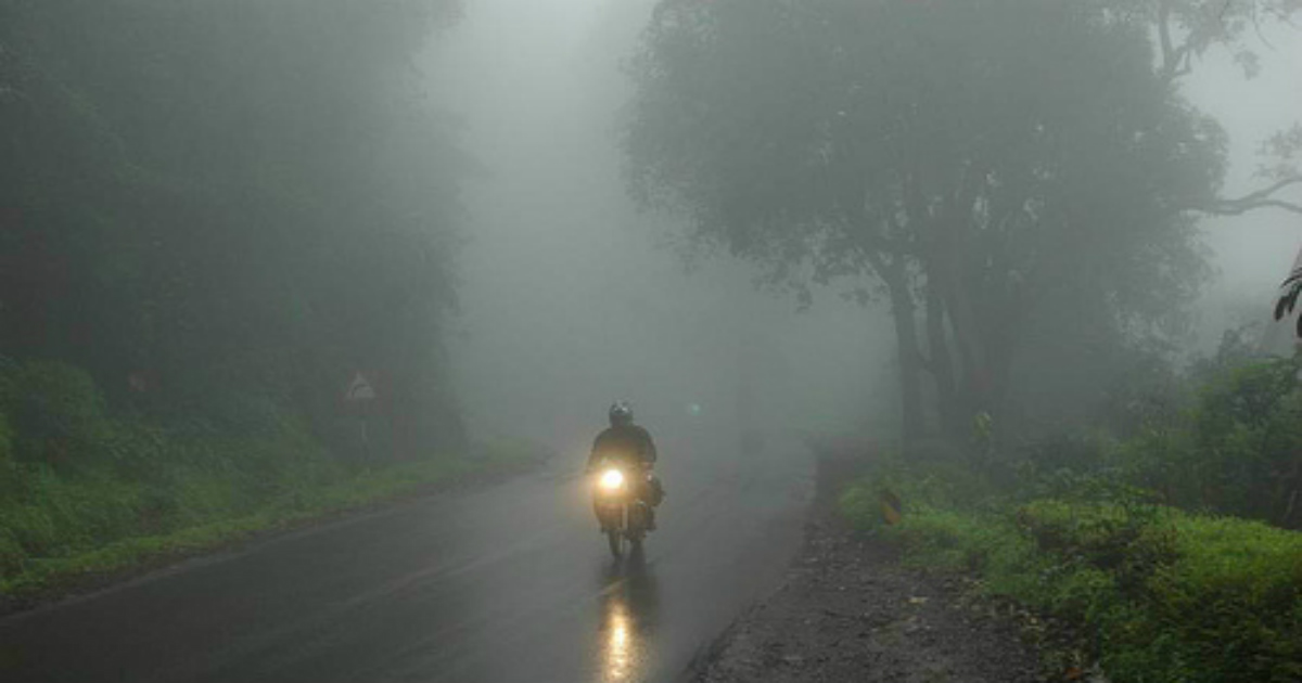 Monsoon arrived in Andaman and Nikobar