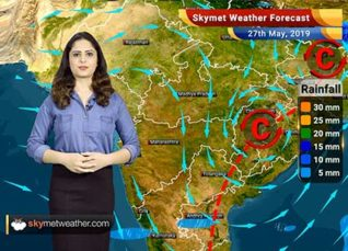 Weather Forecast for May 27: Heat wave in Vidarbha, rain in Kerala and Karnataka