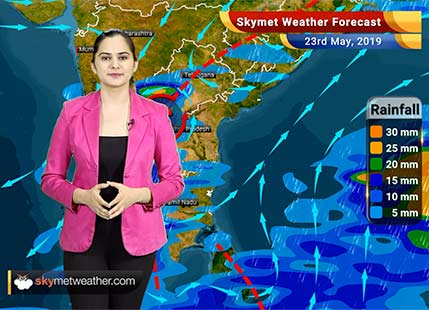 Weather Forecast May 23: Rain in Kashmir, Himachal, Punjab, Haryana, Delhi, Rajasthan and UP