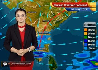 Weather Forecast May 7: Heat wave to return in Northwest and Central India, rain in Bengaluru, Karnataka and Kerala