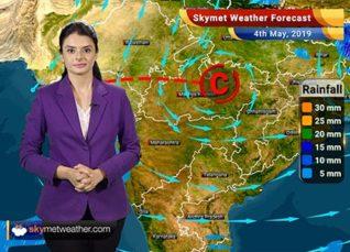 Weather Forecast May 4: Cyclone Fani to weaken in depression, heavy rains in Kolkata, WB, Bihar, Jharkhand and Assam