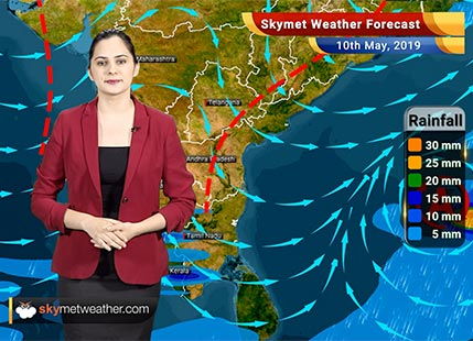 Weather Forecast May 10: Dust storm in Rajasthan, Punjab, Haryana and Delhi