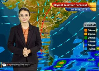 Weather Forecast May 16: Pre-Monsoon rain in Delhi Punjab, and Haryana, relief from heat wave in Central India