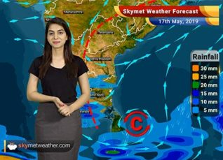 Weather Forecast May 17: More rain in Punjab, Haryana, Kashmir, Himachal, hot weather in Central India
