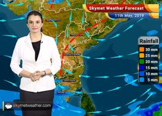 Weather Forecast May 11: Dust storm and thundershowers in Delhi, Punjab, Haryana, Rajasthan, East MP