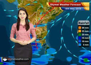 Weather Forecast May 18: Rain and snowfall in Kashmir, Himachal, Uttarakhand, heat wave in Vidarbha