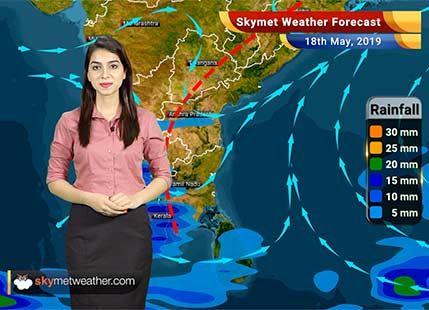 Weather Forecast May 18: Rain and snowfall in Kashmir, Himachal, Uttarakhand, heat wave in Vidarbha