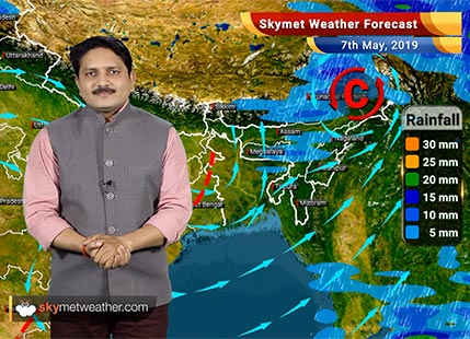 Weather Forecast for May 7: Heat wave to return in Maharashtra, Madhya Pradesh, Rajasthan, Haryana