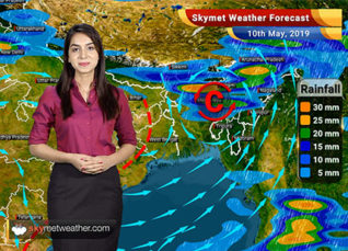 Weather Forecast for May 10: Prolong spell of pre-Monsoon rain in Punjab, Haryana, Delhi, West UP from May 10