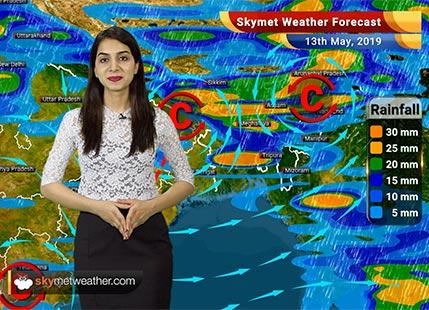 Weather Forecast for May 13: Dust storm in Madhya Pradesh, Punjab, Haryana, Delhi, Uttar Pradesh