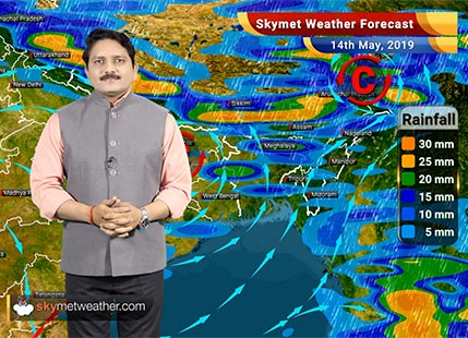 Weather Forecast for May 14: Pre-Monsoon rains in Punjab, Haryana, Rajasthan, Bihar, northeast states