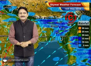 Weather Forecast for May 16: Pre-Monsoonrain in north India including Punjab, Haryana and Delhi
