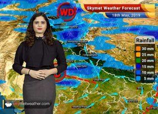 Weather Forecast for May 18: Rain in Kashmir, Himachal, Uttarakhand, Punjab, Haryana, Delhi likely