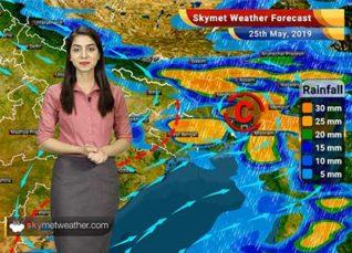 Weather Forecast for May 24: Heat wave to grip Gujarat, Madhya Pradesh, Chhattisgarh, Maharashtra