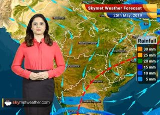 Weather Forecast for May 24: Delhi, Punjab and Haryana to witness dust storm and rain, heat wave in Vidarbha