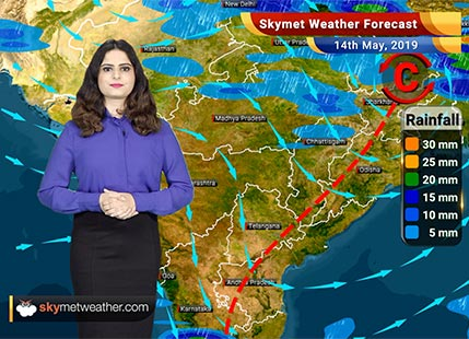 Weather Forecast for May 14: Rain in Kashmir, Himachal and Uttarakhand, Maharashtra to remain dry