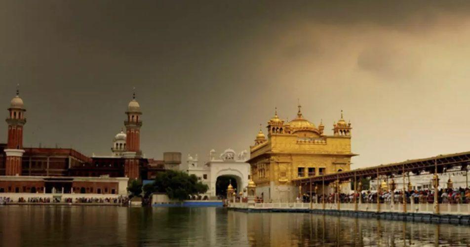 Punjab dust storm and rain