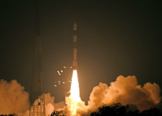 RISAT 2B Launch