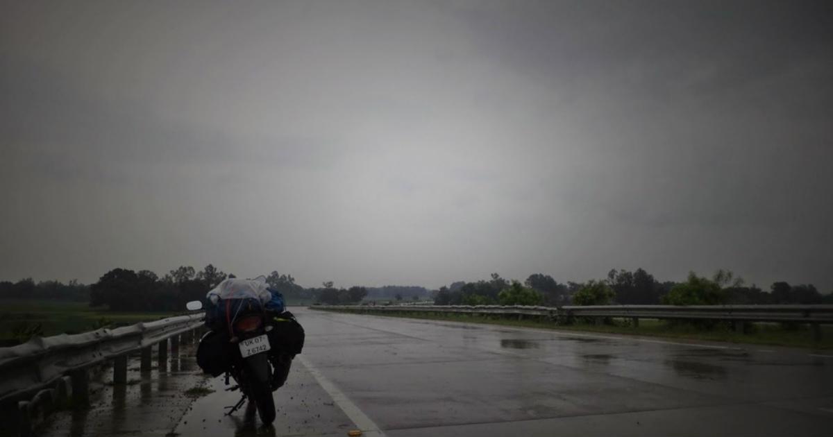 Rain in UP