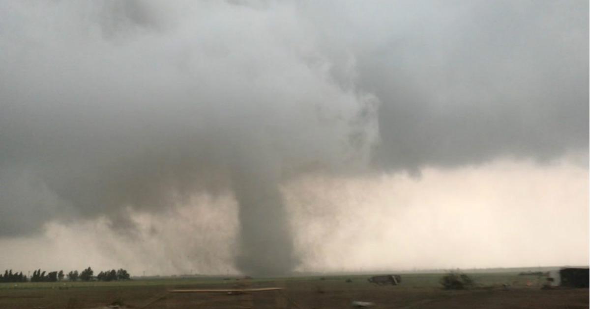 Tornadoes US