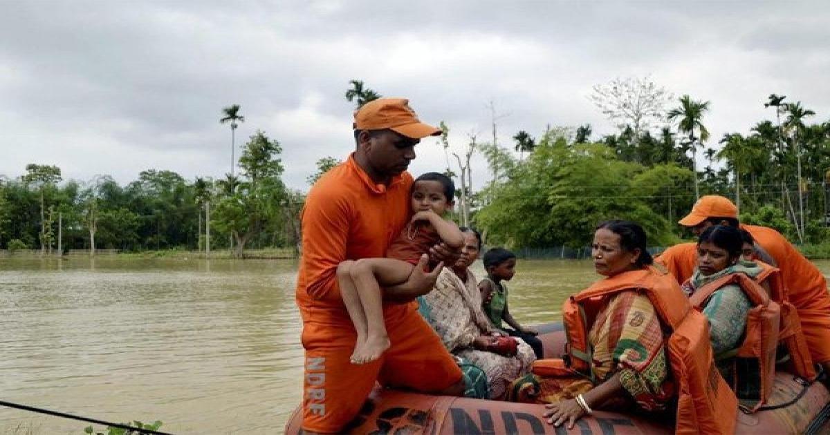 Tripura Flood