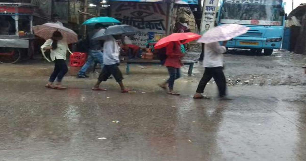 Rain in Bihar-Jharkhand