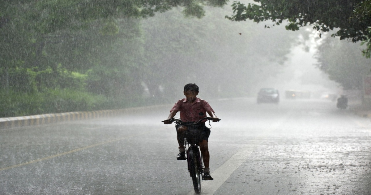 Bihar and UP weather