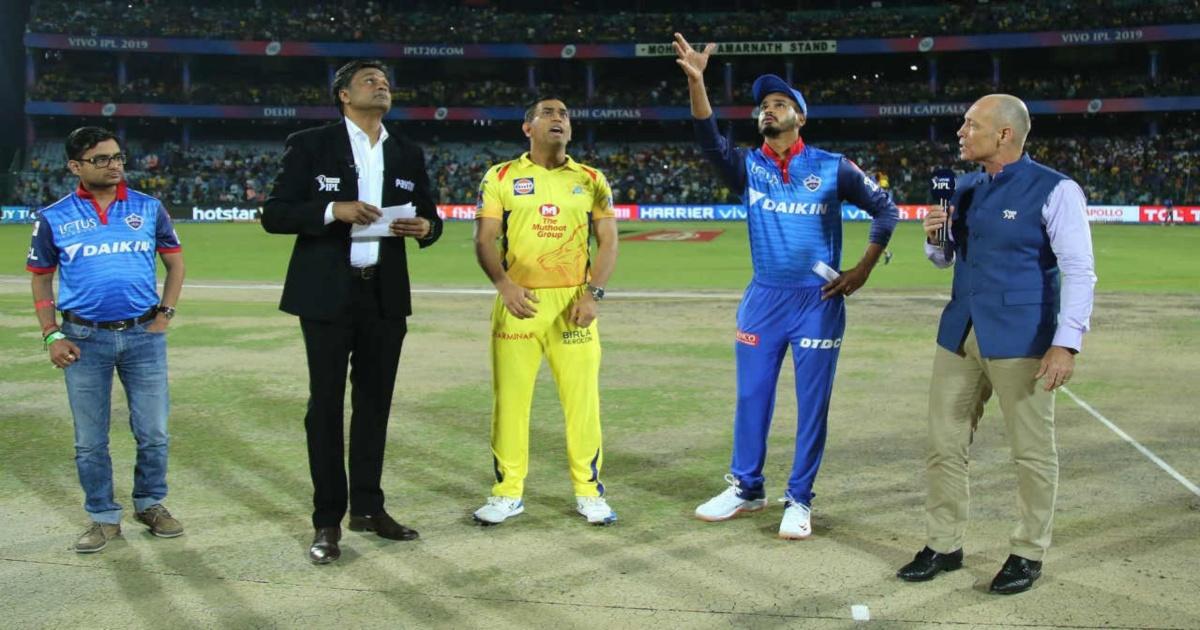 IPL 2019 ,Match 50 : CSK vs DC