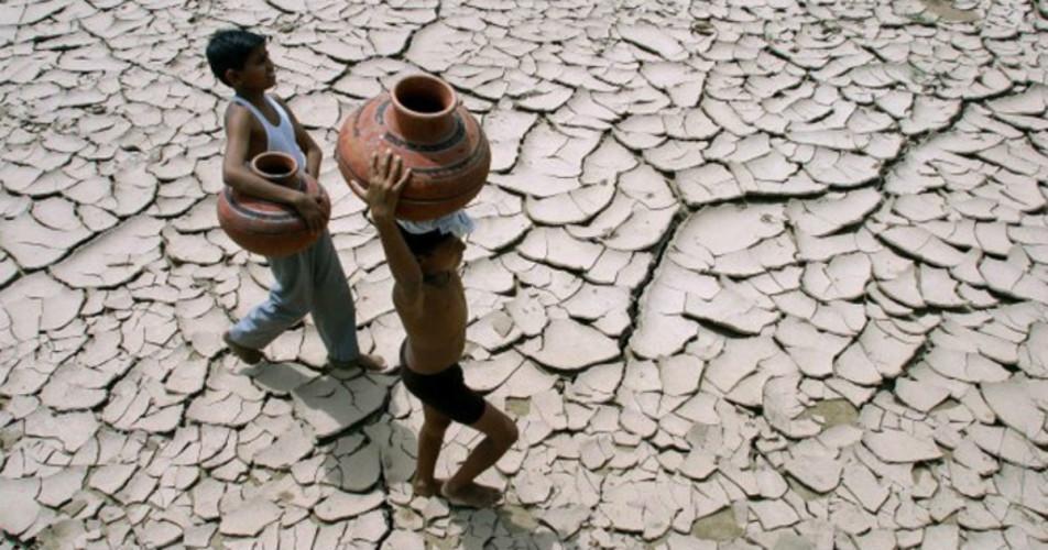 drought in parts of Maharashtra