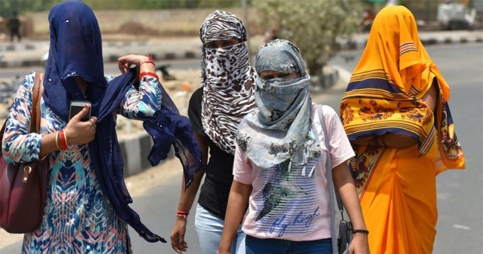 heat wave in Nagpur