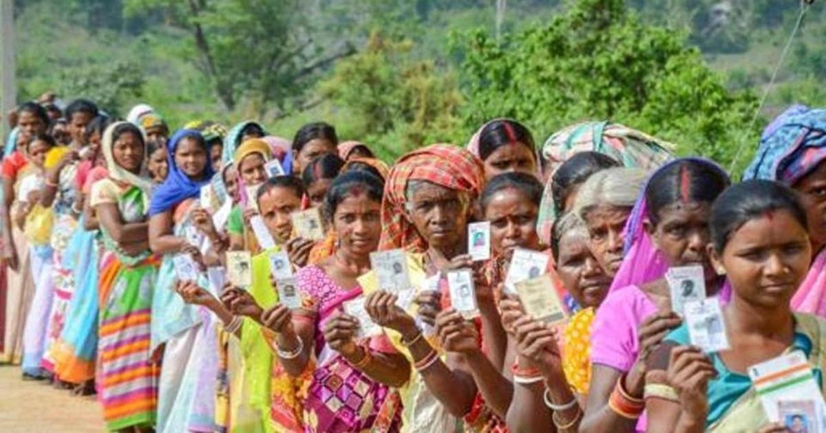 Loksabha Election 2019 phase 6 voting and Weather