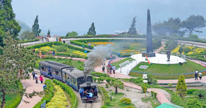 Travel in Darjeeling