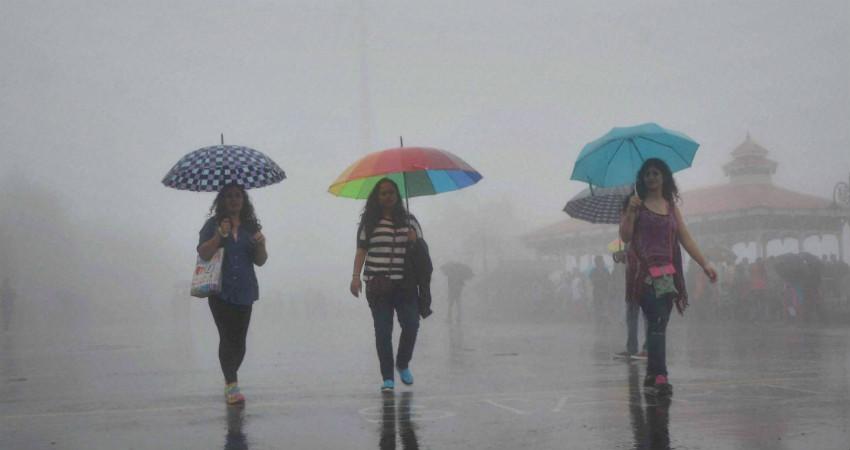Pre Monsoon in Northwest India
