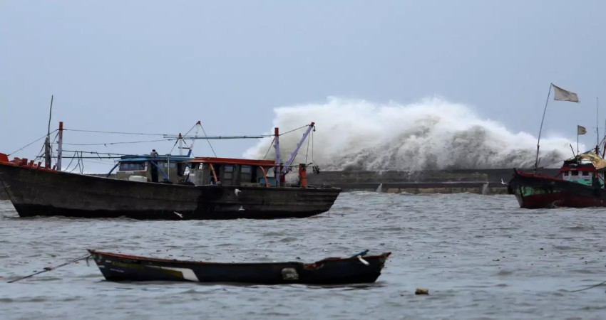Cyclone Vayu Current Status