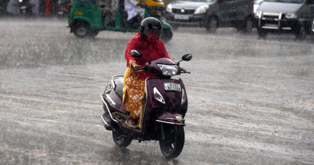 Cyclone Vayu_ Gujrat Weather