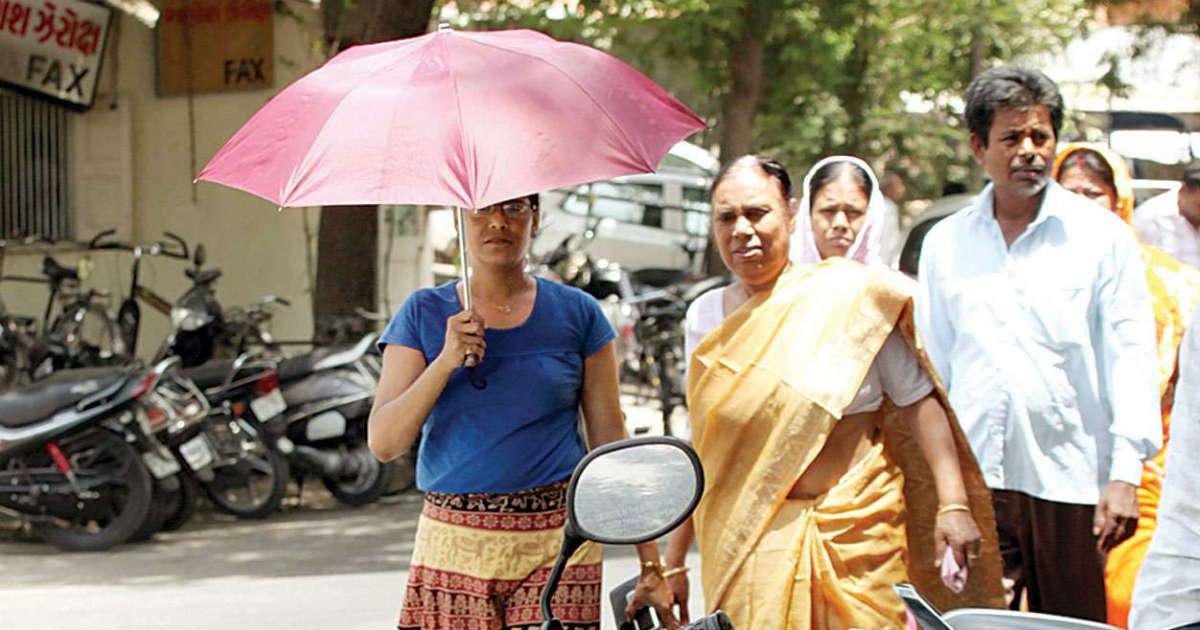 Heat Wave in Gujarat