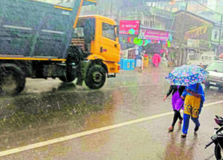 Heavy Rains in Karnataka